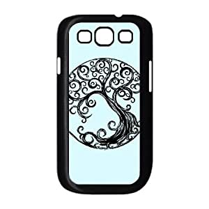 Samsung Galaxy S3 9300 Cell Phone Case Black Cycle Tree JSY4270050KSL