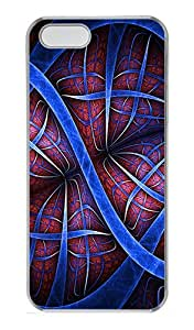 Cool Spidey Pretty PC Case Cover Protector Compatible with iPhone 5S and iPhone 5 - Transparent