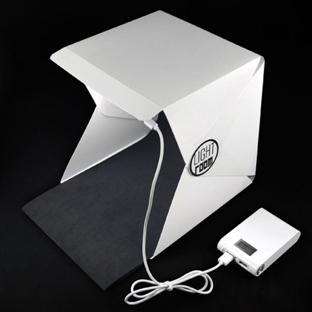 YJYdada Simple Portable Small Mini Camera Studio Shoot Box