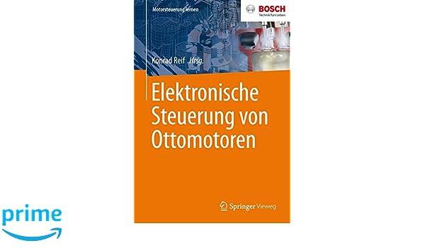 Elektronische Steuerung von Ottomotoren (Motorsteuerung lernen ...