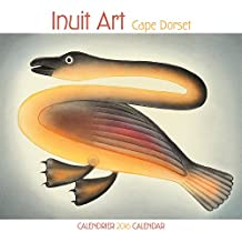 Inuit Art: Cape Dorset 2016 Mini Wall Calendar
