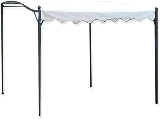 GAZEBO PERGOLA FERRO MT.3X2.5 C107243: Amazon.es: Hogar