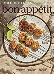Bon Appétit is America's #1 food and entertaining magazine. You'll enjoy twelve months of great menus, cozy dinners, great advice and much more! Each issue is filled with delicious time-saving recipes, easy and elegant entertaining ideas, wor...