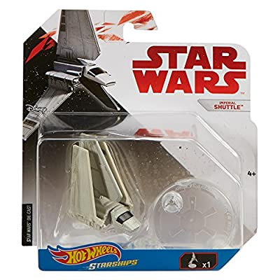 Hot Wheels Star Wars Imperial Shuttle Vehicle: Toys & Games
