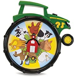 John Deere Spin Around the Farm