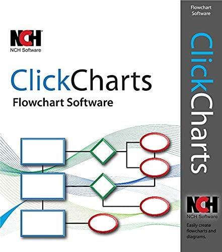 Clickcharts software