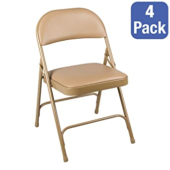 Amazon.com: Norwood Commercial Furniture silla plegable ...