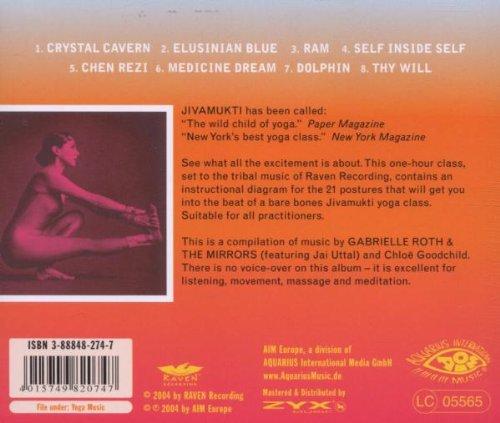 Gabrielle Roth - Sundari: a Jivamukti Yoga Class - Amazon ...
