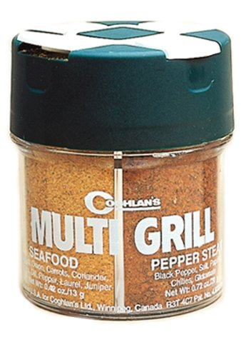 Coghlan's 0072 Multi-Grill Spice Pack, Outdoor Stuffs