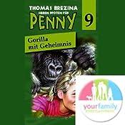 Gorilla mit Geheimnis (Sieben Pfoten für Penny 9)   Thomas Brezina