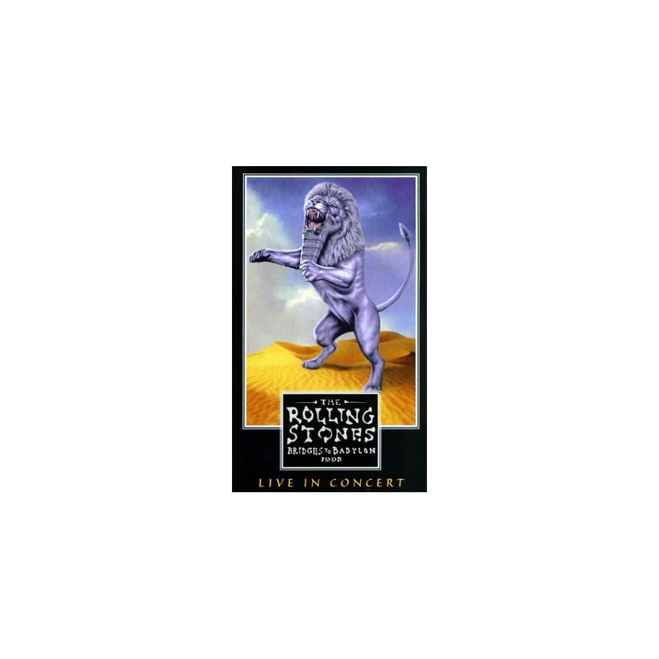 The Rolling Stones   Bridges to Babylon 1998. Live in Concert [VHS