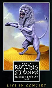 The Rolling Stones: Bridges to Babylon Tour '97-98 [VHS]