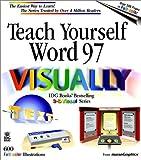 Teach Yourself Word 97 Visually, MaranGraphics Development Group, 0764560328