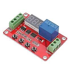 Red Digital Window Voltage Comparator Ov...