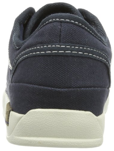 Cat Footwear INTRO CANVAS - Caña baja de lona hombre azul - Blau (MENS MIDNIGHT)