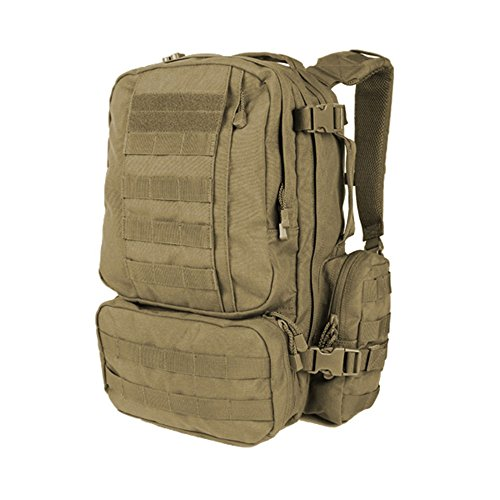 Condor Outdoor Convoy Backpack One Size Tan Review