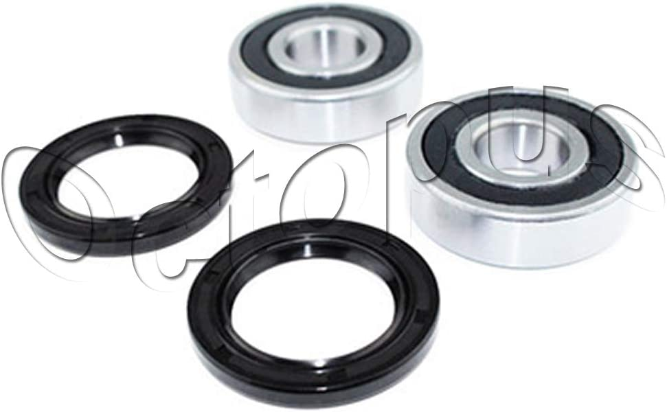 Complete Bearing Kit for Front Wheels fit Suzuki LT-125 1983-1987