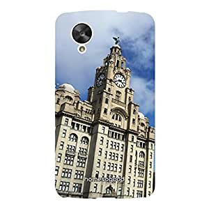 HomeSoGood The Liverpool Palace 3D Mobile Case For LG Nexus 5 (Back Cover)