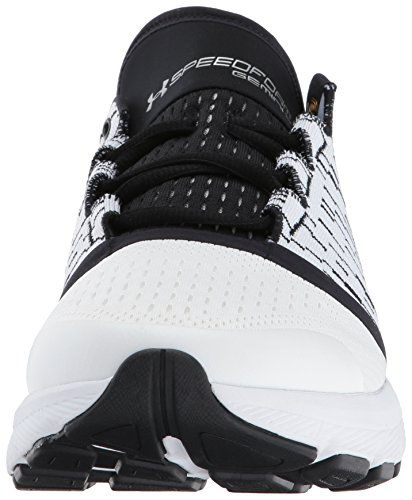 Under Armor Mens Speedform Gemini 3 Scarpa Da Corsa Bianco (101) / Nero
