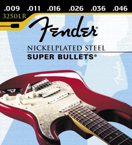 Fender 3250Lr Nps Bullet End 9-46, Electric Guitar Strings