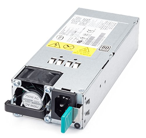 Intel 750-Watt Common Redundant Power Supply with Power Factor Correction FXX750PCRPS (Intel Power Supply)