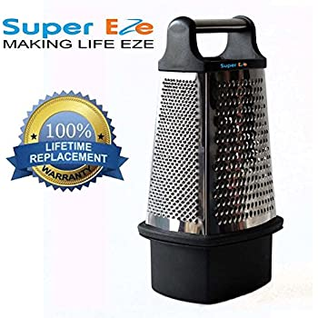 Amazon Com Cheese Grater With Free Food Catcher By
