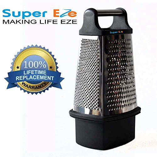 rust proof cheese grater - 6