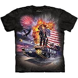 The Mountain Men's Epic Trump T-shirt Black L