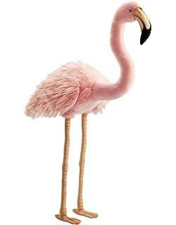 Amazon Com Hansa 34 Extra Large Flamingo Toys Games
