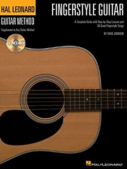 Fingerstyle Guitar (Hal Leonard Guitar Method (Songbooks