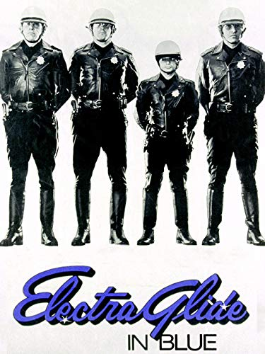 - Electra Glide In Blue