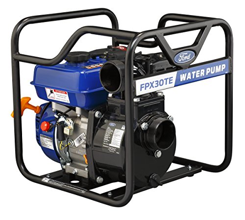 Ford FPX 30TE 3'' Full Load Trash Pump, 3'' by Ford