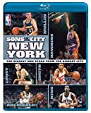 NBA Sons of the City: New York [Blu-ray]