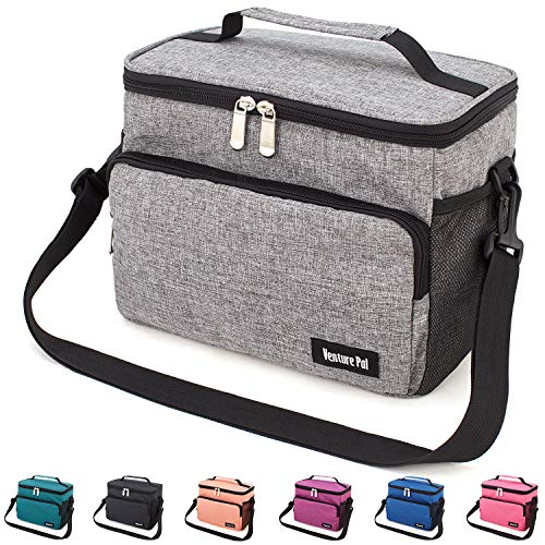 Leakproof Reusable Insulated Cooler Lunch product image