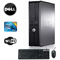 DELL Optiplex 780 Desktop Computer - New 2TB HDD - Core 2 Duo 2.66Ghz - 8GB of Memory - Windows 7 Pro - Mouse and Keyboard - Refurbished