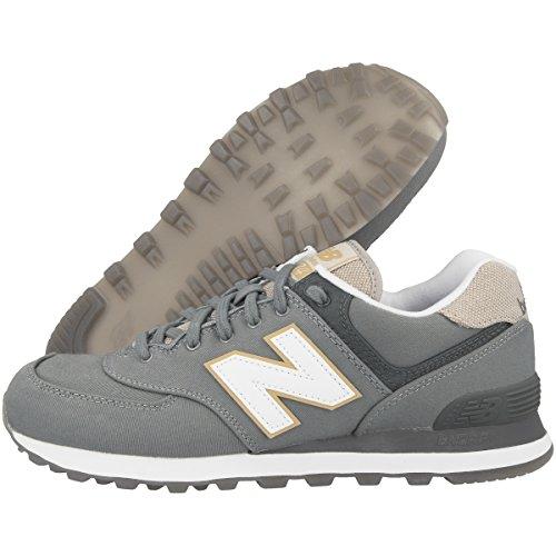 574 wit Vintage voor ml574rtd Balance heren New zilver filigraan sneakers lage 5Cg7zxqw