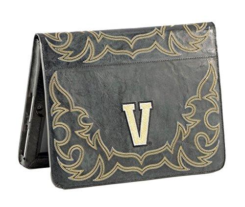NCAA Vanderbilt Commodores Van-IP046Vanderbilt iPad 2 Cover, Black, One Size by Gameday Boots
