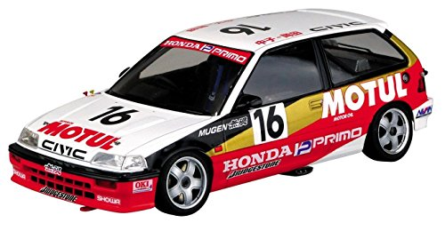 (Honda Civic EF3 Gr.A Motul 1/24 Aoshima )