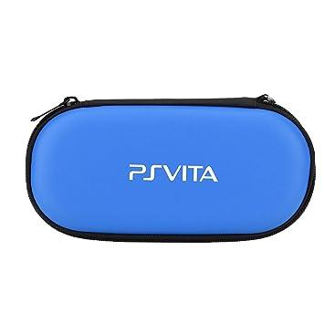 Fosa Agua Densidad Carcasa Funda Carry Pouch Bolsa de viaje Maletín para Sony PS Vita/auriculares Accesorios