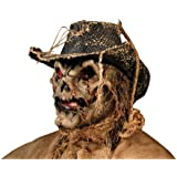 Rubie's Unisex-Adults Reel F/X Scarecrow Latex Appliance, Multi, One Size