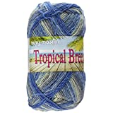 Mary Maxim Walk on by Tropical Breeze Yarn
