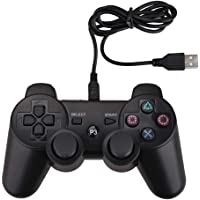 Finera USB Wired Gamepad for Sony PS3 Controller Playstation 3 Console Game Joystick Joypad Gamepads