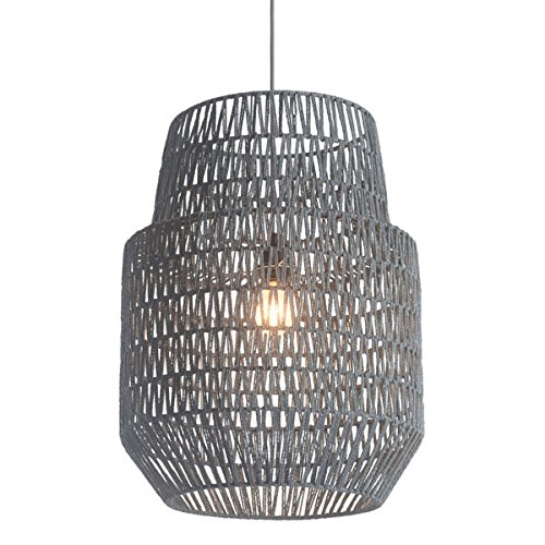 143 Inch Light - Zuo Daydream Ceiling Lamp, Gray