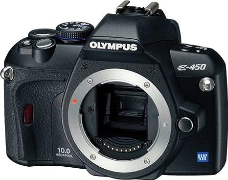 Olympus E-450 - Cámara Réflex Digital 10 MP (Cuerpo): Amazon.es ...