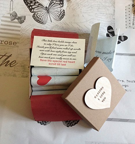 Will You Marry Me Personalised Scroll Box Gift Marriage Proposal