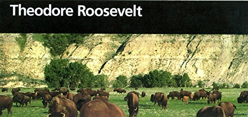 Theodore Roosevelt National Park, North Dakota Official Map and Guide / National Park Service ()