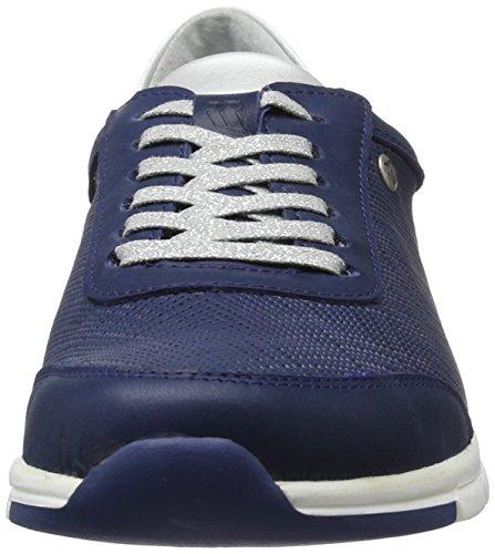 Femme Baskets Romika Basses Blau 19 blau Tabea SwwnqxH7zv