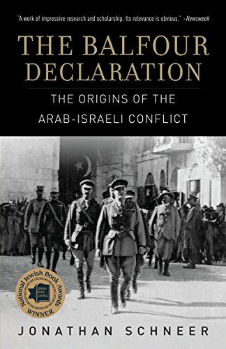 The Balfour Declaration: The Origins of the Arab-Israeli Conflict (House Rules Poker)