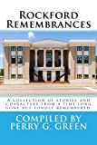 img - for Rockford Remembrances book / textbook / text book