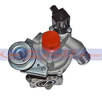 tkparts nueva K03 53039880121 53039700121 0375r9 Cargador de Turbo para Peugeot 307, 308, 3008 5008 RCZ Citroen C4 DS ep6dt EP6CDT 1.6L THP 2005-: ...